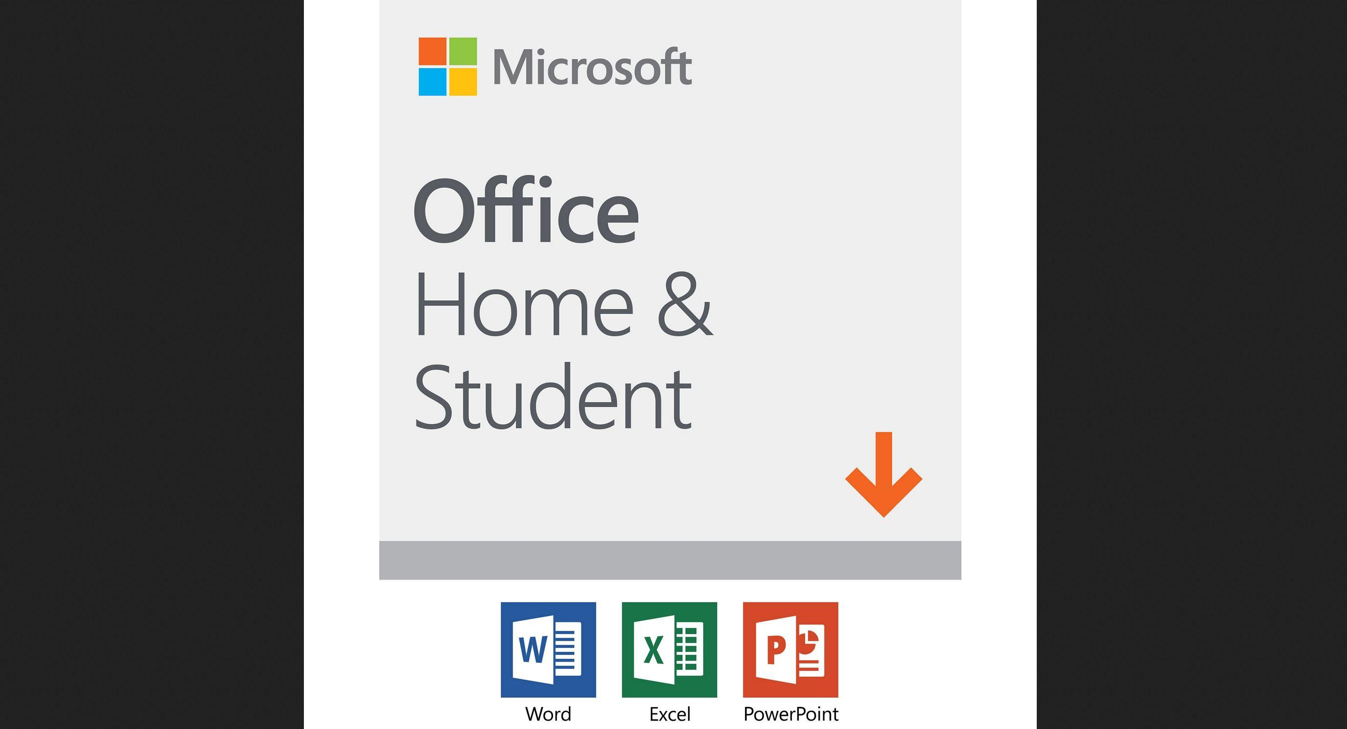 Microsoft Office 2019 Home & Student - 1 PC - Windows - LIFETIME - GLOBAL